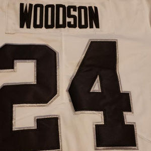 Other - Raiders Charles Cameron Woodson Jersey